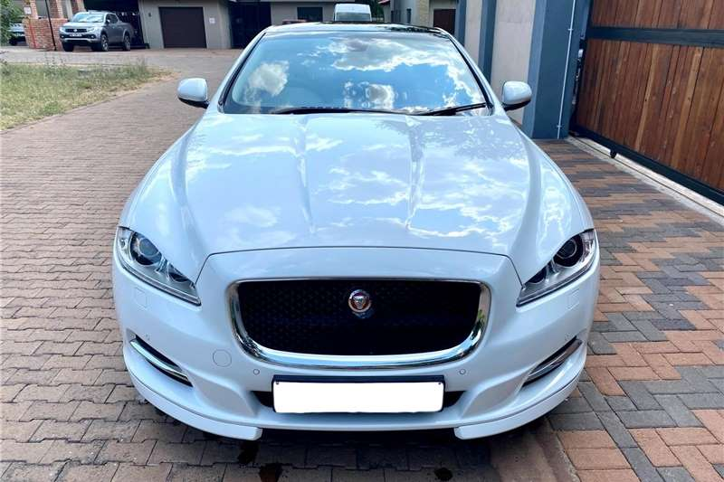 Jaguar XJ 3.0 Supercharged Premium Luxury 2014