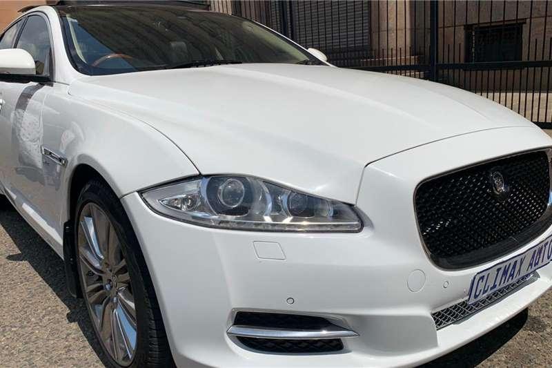 Jaguar XJ 5.0 Premium Luxury 2012
