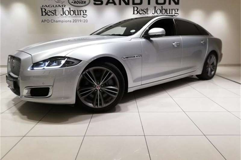 Jaguar XJ 5.0 Supercharged Supersport 2018