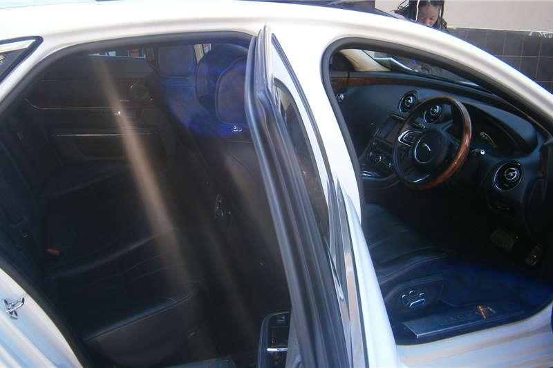 2012 Jaguar XJ XJ 5.0 V8 S/C (423KW)