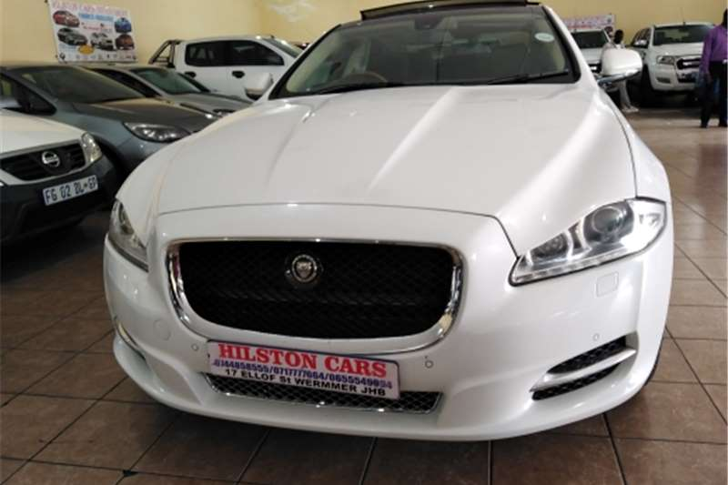 2012 Jaguar XJ 5.0 Supercharged Supersport