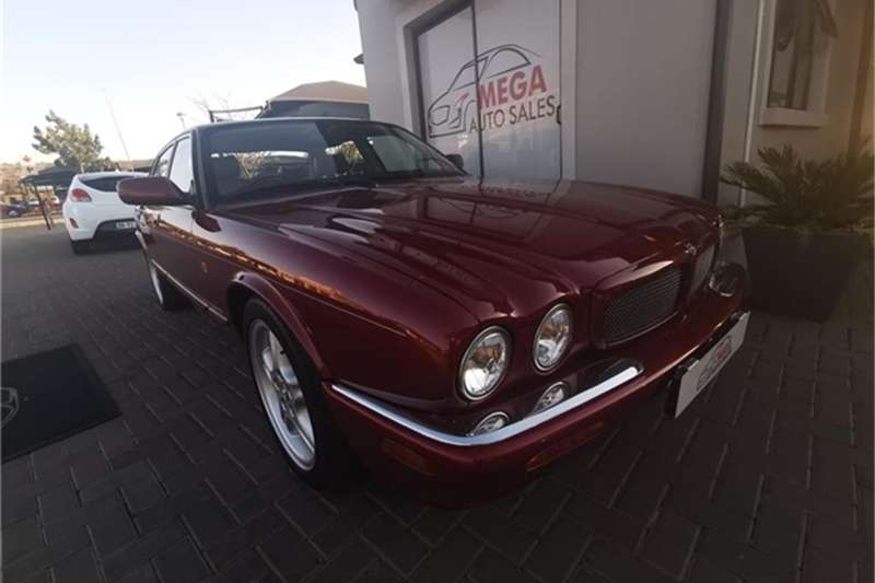 Jaguar XJR SUPERCHARGED 1999