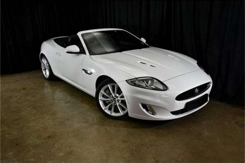 2012 Jaguar XK R convertible