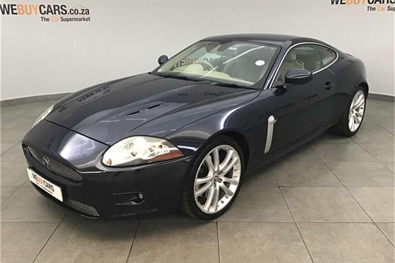 Jaguar XK R 2009