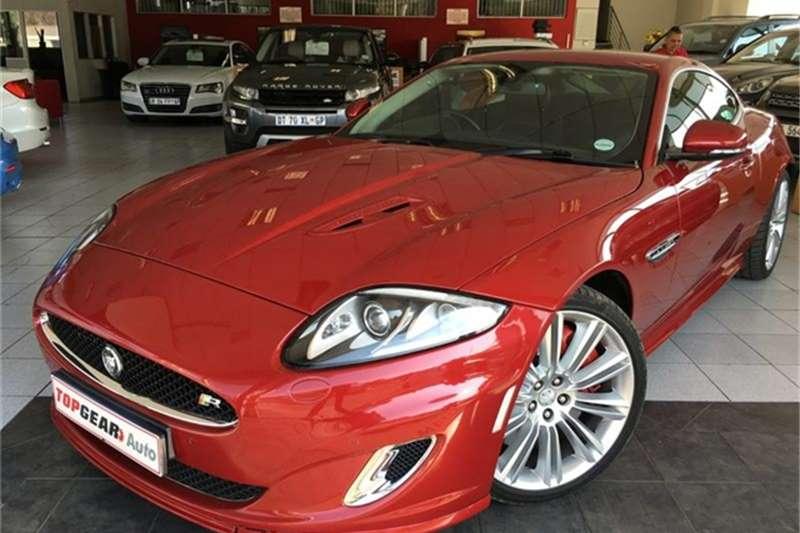 Jaguar XK R 2012
