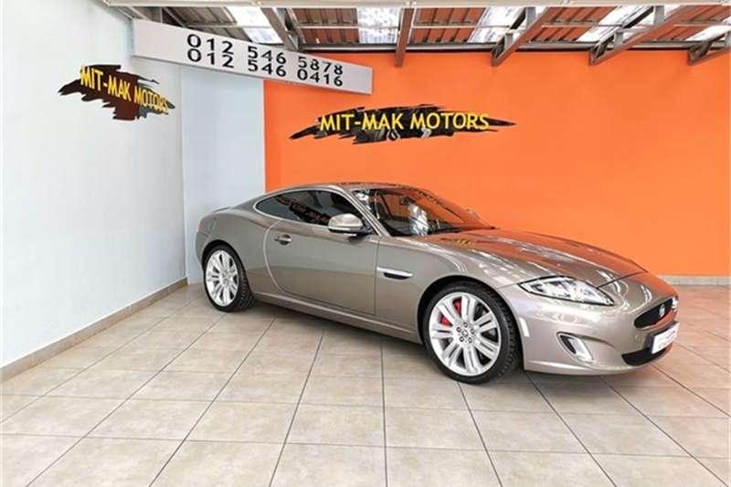 Jaguar XK R 2013