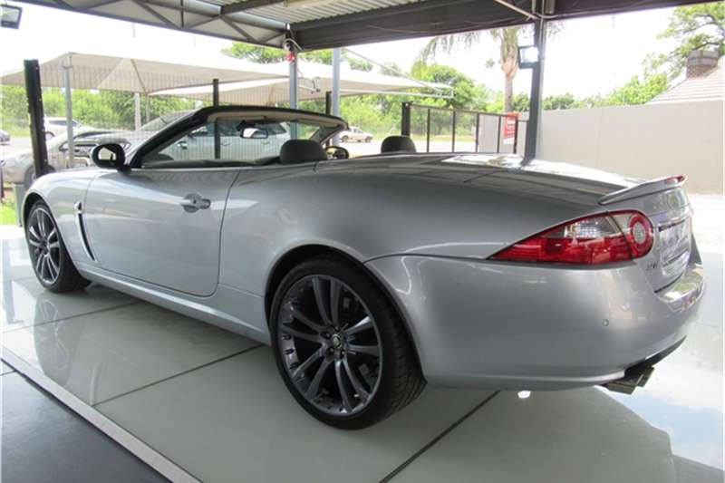 Jaguar XK R convertible 2007