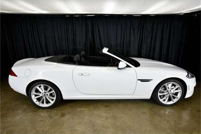 Jaguar XK R convertible 2012
