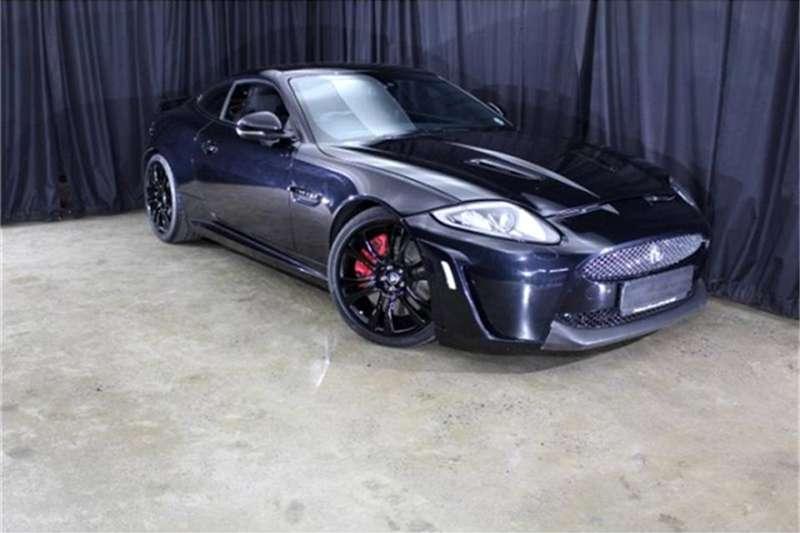 Jaguar XK R S 2012