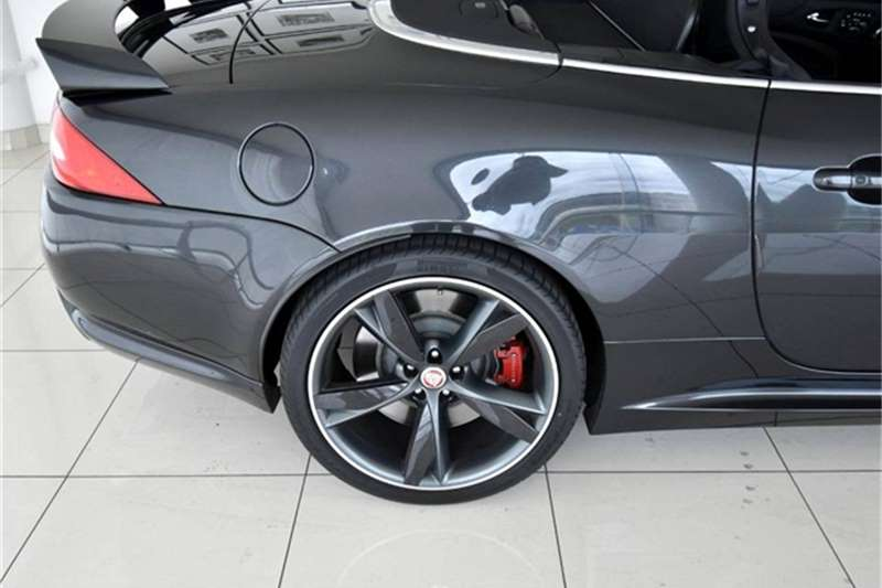 Jaguar XK R-S convertible 2013