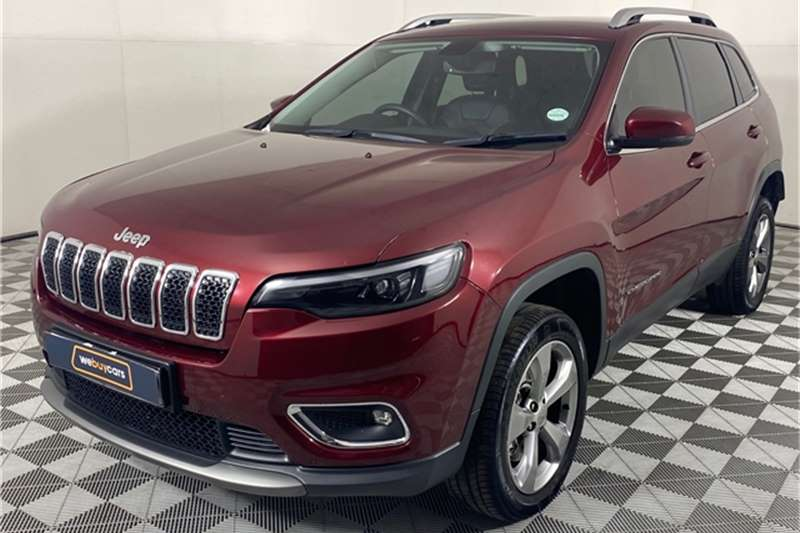 Used 2020 Jeep Cherokee CHEROKEE 2.0T LIMITED A/T