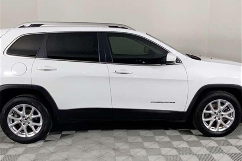 Used 2015 Jeep Cherokee 2.4L Longitude