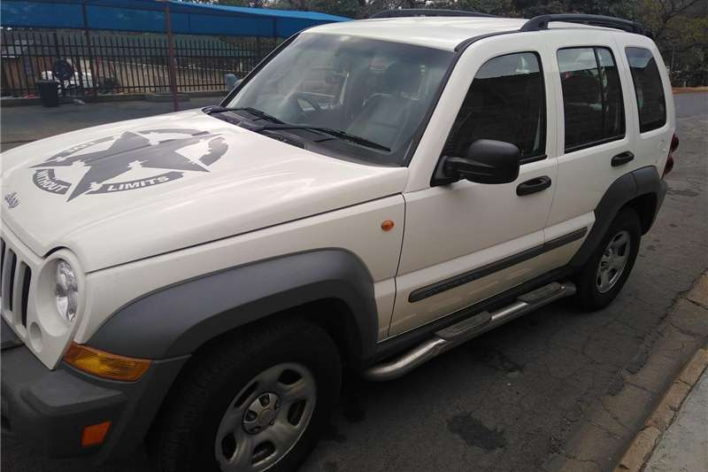 Jeep Cherokee 2.8CRD Limited 2004