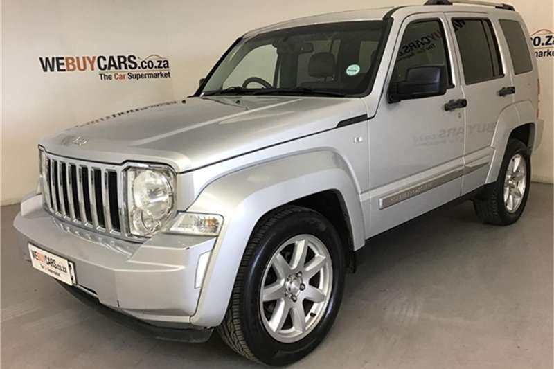 Jeep Cherokee 2.8CRD Limited 2012