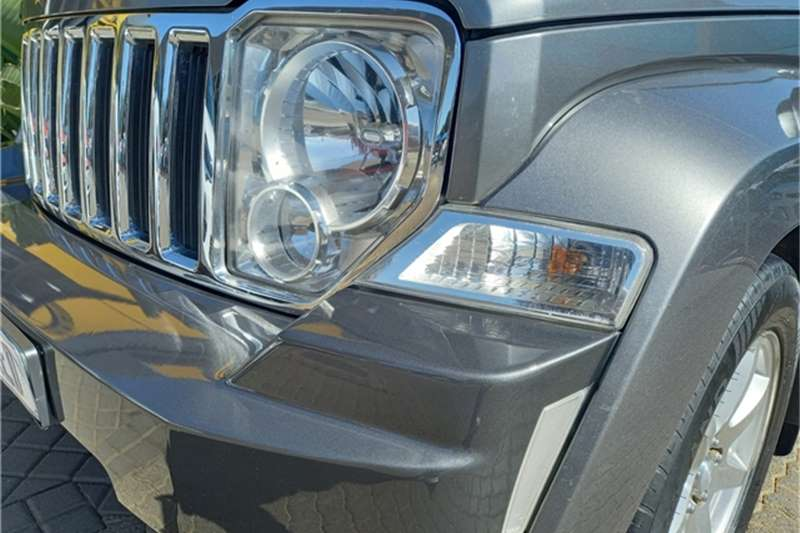 Used 2012 Jeep Cherokee 2.8CRD Limited