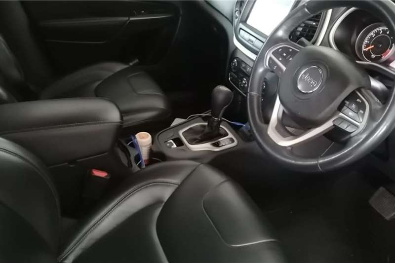Jeep Cherokee 2.8CRD Limited 2015