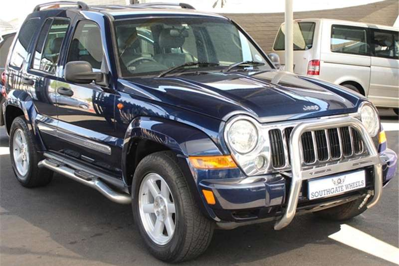 Jeep Cherokee 2.8LCRD Limited 2006