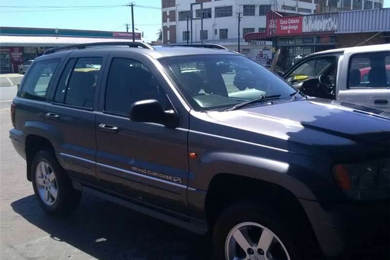 Jeep Cherokee 2.8LCRD Limited automatic 2004