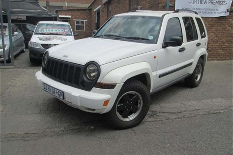 Jeep Cherokee 2.8LCRD Limited automatic 2005