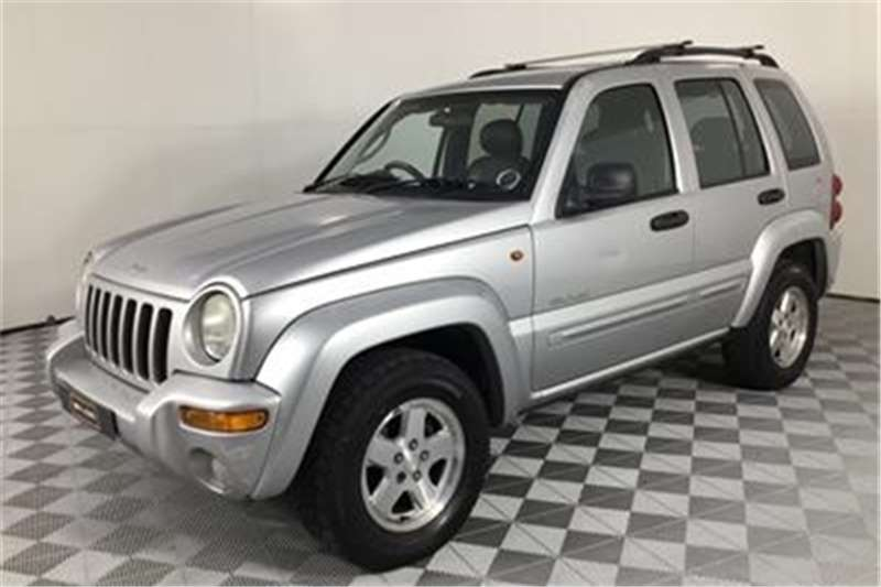 Jeep Cherokee 2.8LCRD Renegade automatic 2004