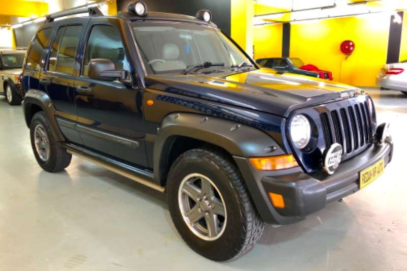 Jeep Cherokee 2.8LCRD Renegade automatic 2007