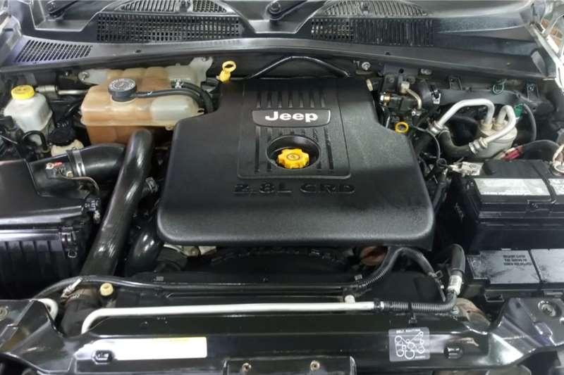 Used 2005 Jeep Cherokee