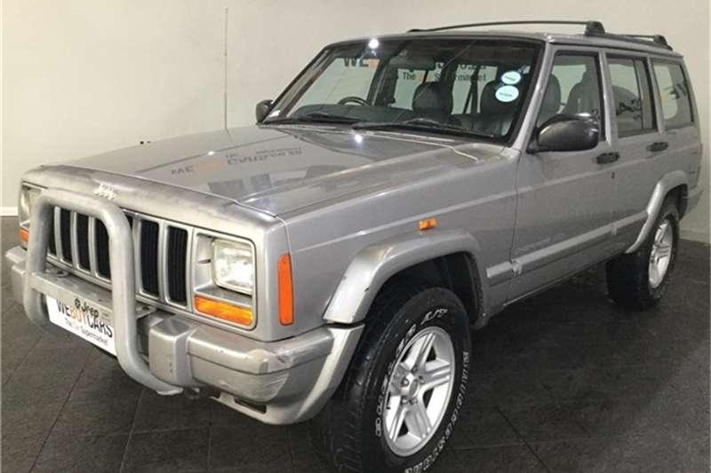 Jeep Cherokee 2001