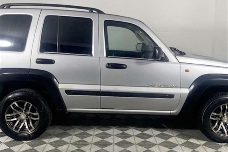 Used 2002 Jeep Cherokee