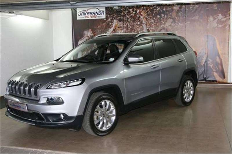 Jeep Cherokee 3.2L 4x4 Limited 2015