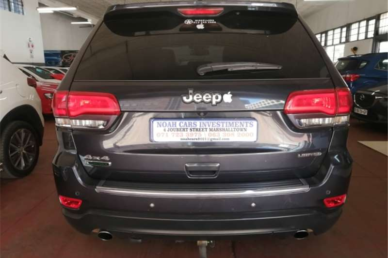 Used 2015 Jeep Cherokee 3.2L 4x4 Limited
