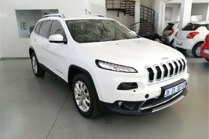 Jeep Cherokee 3.2L 4x4 Limited 2020