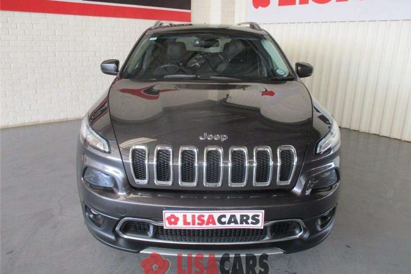 Jeep Cherokee 3.2L Limited 2014