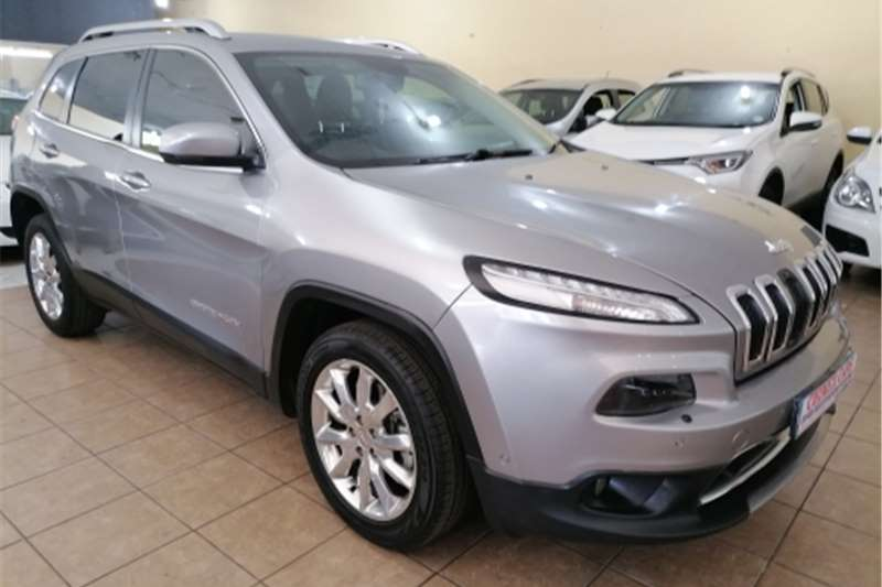 Used 2015 Jeep Cherokee 3.2L Limited