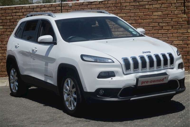 Jeep Cherokee 3.2L Limited 2016