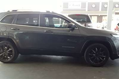 Used 2017 Jeep Cherokee 3.2L Limited