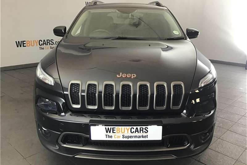 Jeep Cherokee 3.2L Limited 2018