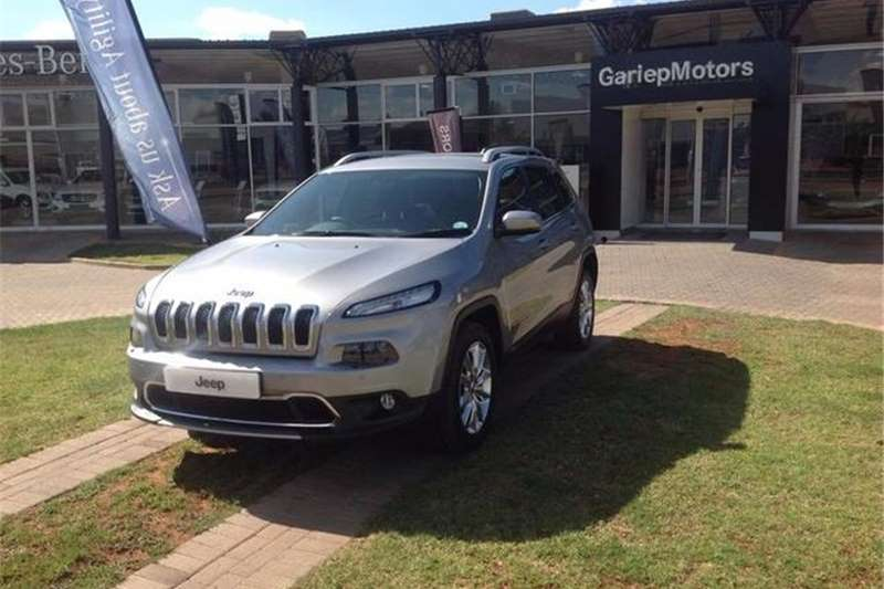 Jeep Cherokee 3.2L Limited 75th Anniversary Edition 2017