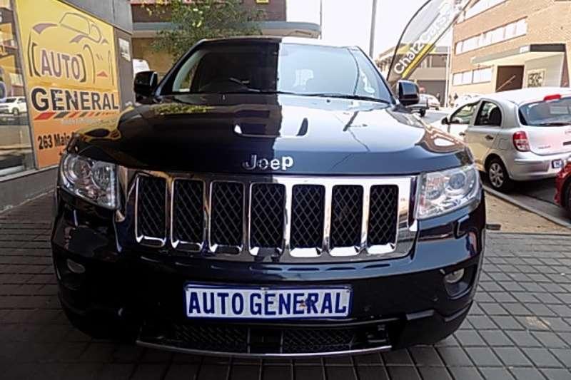 Jeep Cherokee 3.6L VVT 2013