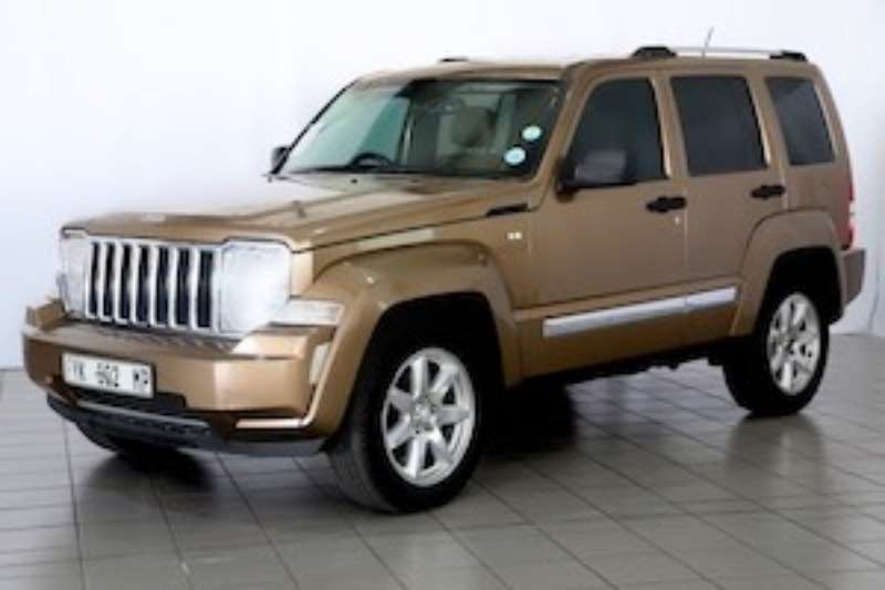 Jeep Cherokee 3.7 LIMITED A/T 2012