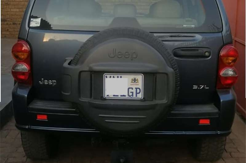 Jeep Cherokee 3.7L Limited 2002