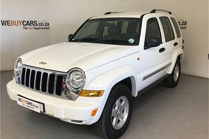 Jeep Cherokee 3.7L Limited 2005