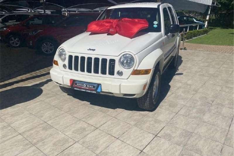 Jeep Cherokee 3.7L Limited 2008