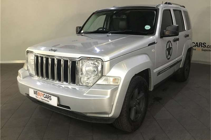 Jeep Cherokee 3.7L Limited 2009