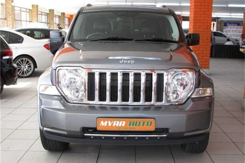 Jeep Cherokee 3.7L Limited 2012