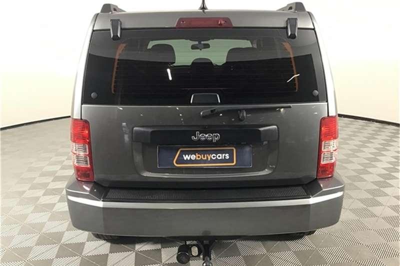 Jeep Cherokee 3.7L Limited 2014