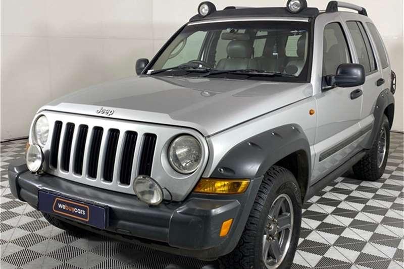 2007 Jeep Cherokee Cherokee 3.7L Renegade