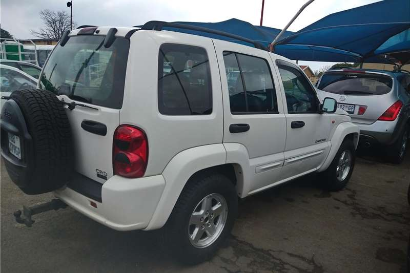 Used 0 Jeep Cherokee