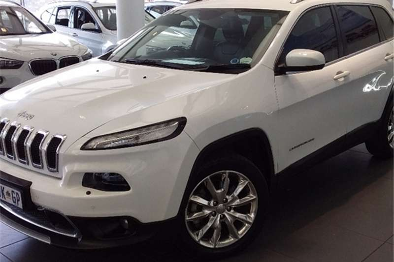 2014 Jeep Cherokee 3.2L Limited