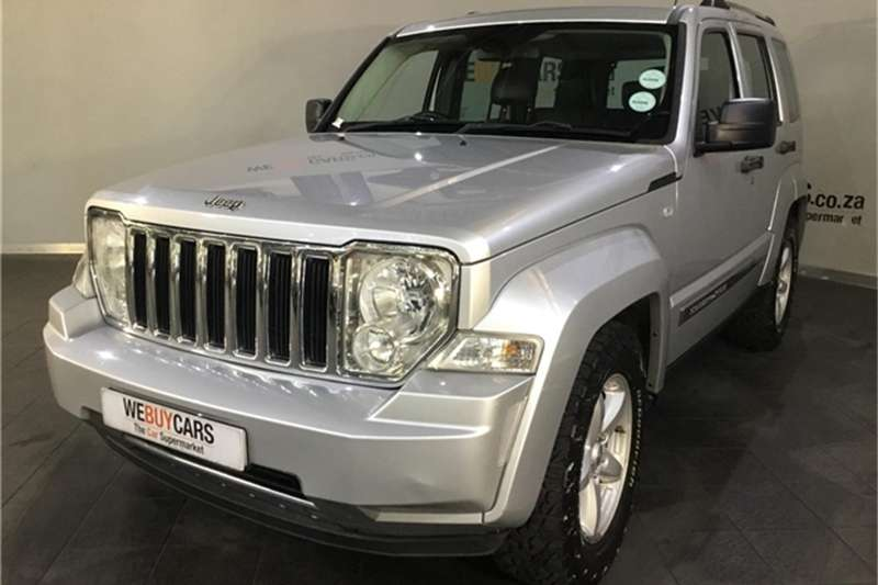 2010 Jeep Cherokee 3.7L Limited
