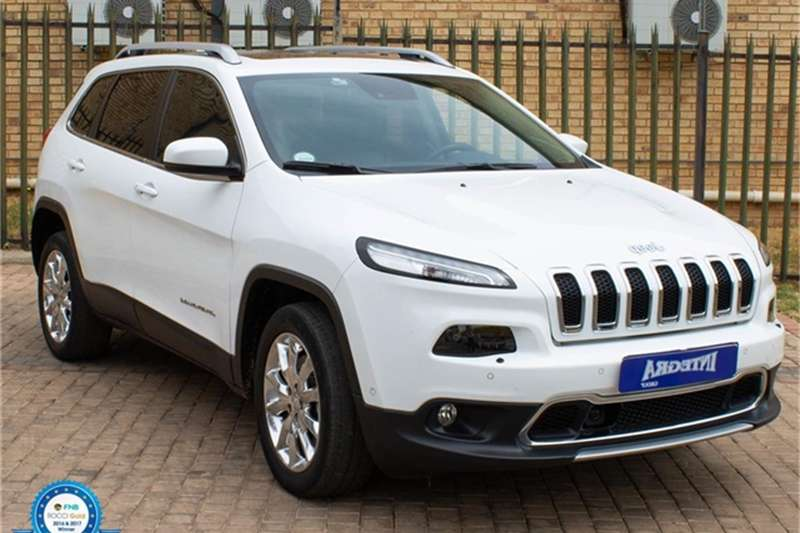 2015 Jeep Cherokee 3.2L Limited